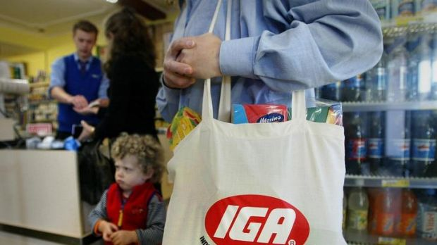 Metcash, the owner of IGA, is in the process of trying to sell its 80 Franklins stores.