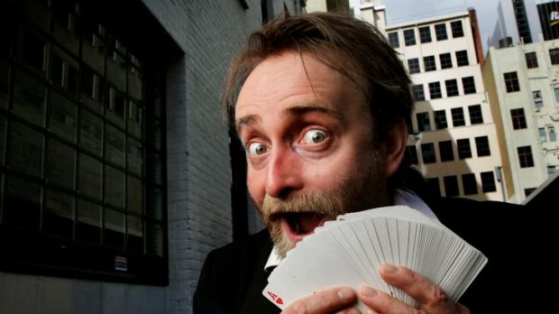 British comedian Tim FitzHigham ran a nutmeg farm in the Caribbean, now he does jokes.