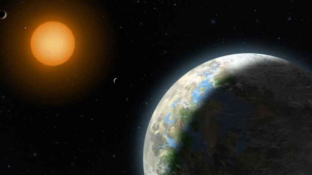 Scientists hope to find life on a new planet