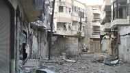 Shelling in Homs despite ceasefire (Video Thumbnail)