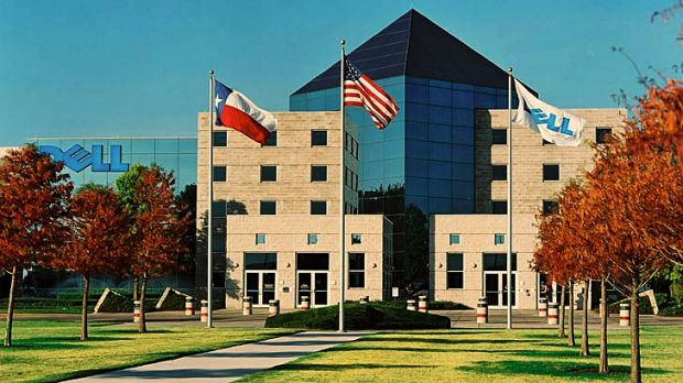 Dell's head office in in Round Rock, Texas, US.