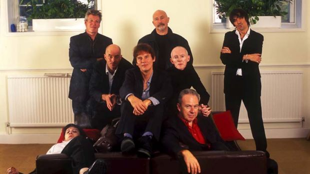 Back in black … the Pogues return to Australia after a 20-year absence.