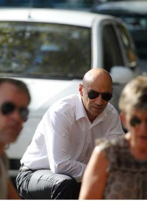 Moses Obeid ... ''living very well''.