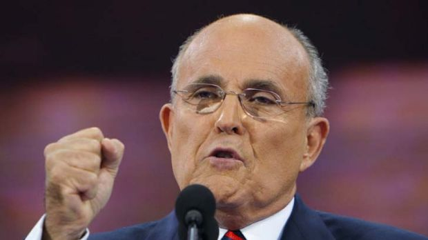 """Under Giuliani, police began swamping areas where street crime was brazen""."