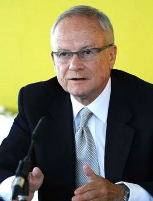 Business Council of Australia president Tony Shepherd: Vision needed.