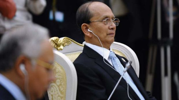 """Burma's President, Thein Sein, issued his first endorsement of the ballot, telling journalists in Cambodia the voting ..."