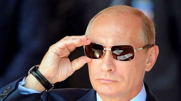 Vladimir Putin ... it remains unclear if he will come to London.