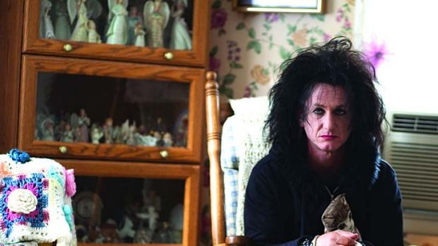 Cure-all … Penn channels Robert Smith in a thorough, brave and surprising performance.