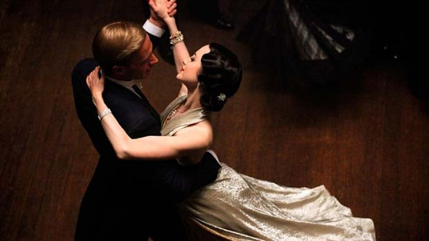Royal Romance ... James D'Arcy and Andrea Riseborough in <em>W.E.</em>