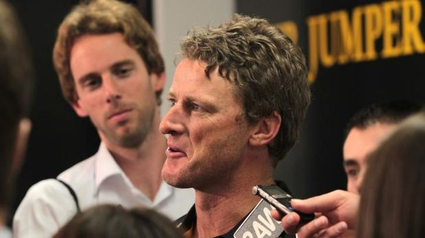 Calm and collected: Richmond coach Damien Hardwick says the focus is on composure.