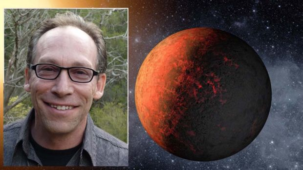 "Lawrence Krauss has concluded that our universe, in all its vast complexity, could have - ""and plausibly did"" - arise ..."