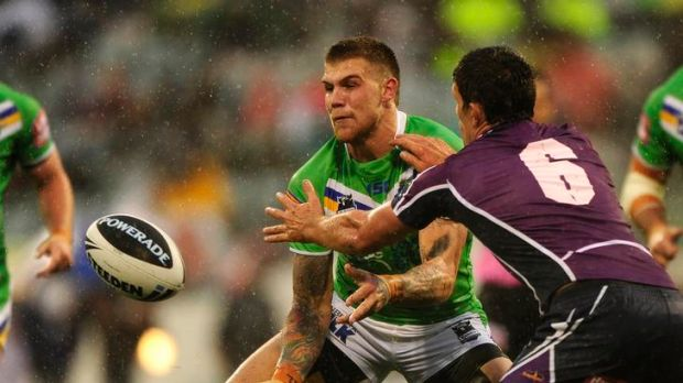Josh Dugan is aiming for the NSW fullback jersey for the State of Origin series.