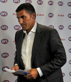 Mentor: Jason Mifsud has received support from former Swan star Michael O'Loughlin