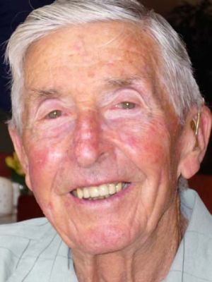 Community spirit ... Bob Shelley received the NSW Premier's Award and was named the 2004 Goulburn Citizen of the Year.