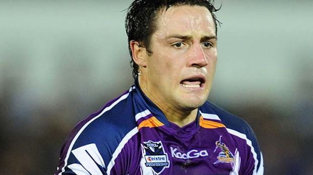 Cooper Cronk was instrumental in the Storm's victory.