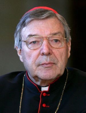 Catholic Archbishop of Sydney, Cardinal George Pell.