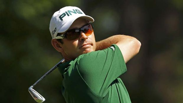 Louis Oosthuizen of South Africa.