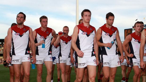Great expectations... Melbourne supporters will be demanding greater effort against Richmond.