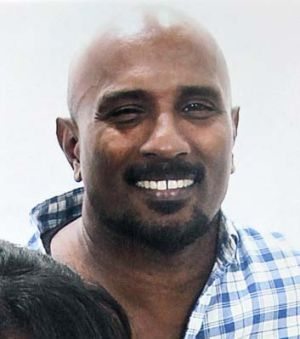 The missing man, Premakumar Gunaratnam.