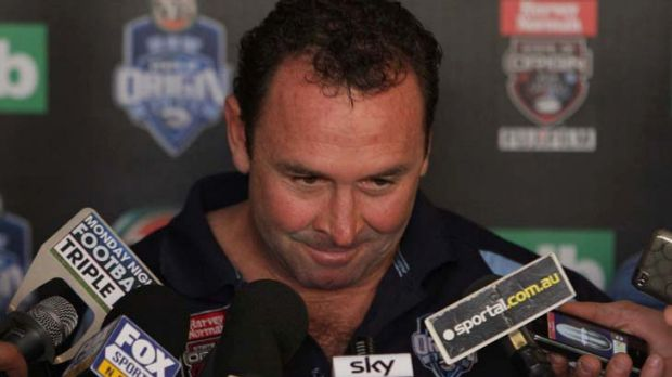 Club return? … Ricky Stuart.
