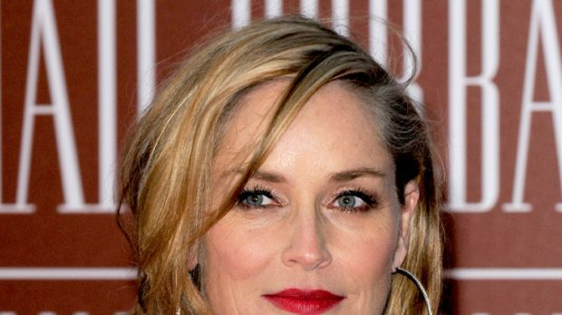 The right to bare arms ... Sharon Stone dresses for her body, not her age.