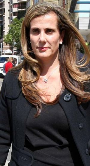 No recollection of why large sums had been withdrawn: Kathy Jackson.