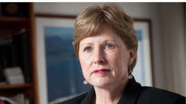 Wary of cuts ... Christine Milne.