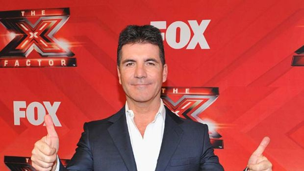 Simon Cowell ... signed One Direction to his record label after they appeared on The X Factor.