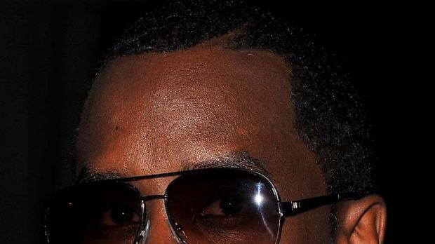 Angry ... P.Diddy.