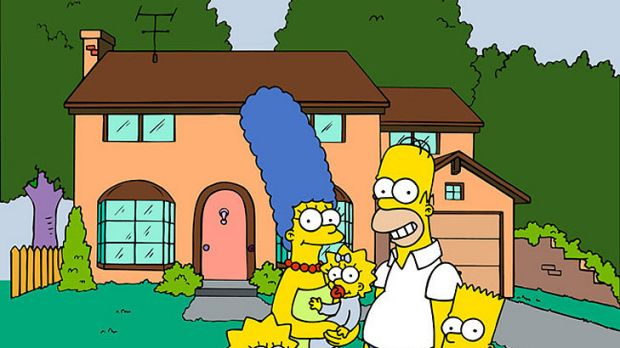 <i>The Simpsons</i> is the longest-running American sitcom in history.