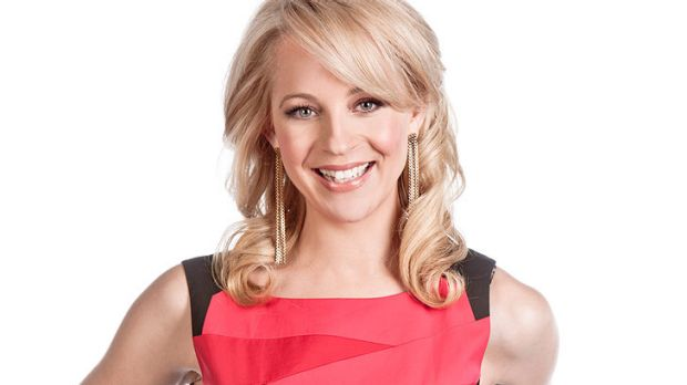 Gold Logie nominee Carrie Bickmore, of <i>The Project</i>.