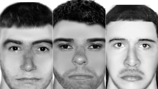 These men are believed to have spoken to Mr Sarac at Granville train station in July 2005 and again on August 2, 2005.