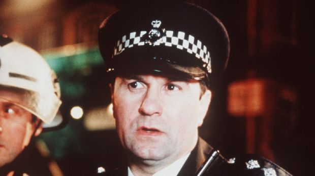 Fallen star ... Colin Tarrant played Inspector Andrew Monroe on <I>The Bill</i> for more than a decade.