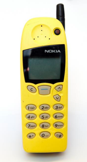 It's been a long time since the glory days of the 5110 for Nokia.