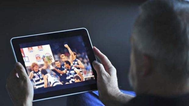 """Content marketing ... """"The AFL might bypass the media altogether""""."""