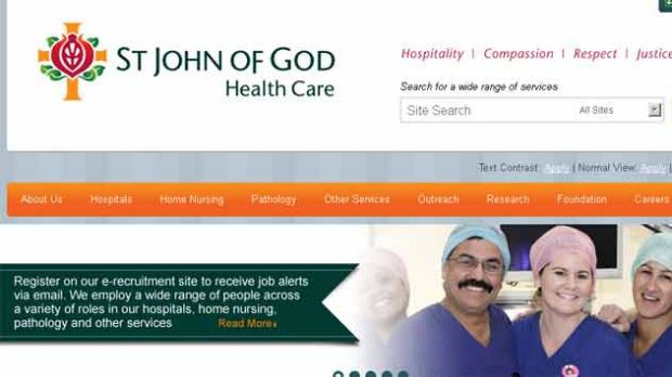 St John of God states their mission on their website.