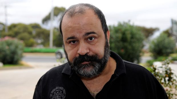 Sacked Toyota worker Fadi Hassan was told he'd lost his job this morning.