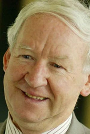 Professor Frank Larkins: ''There just isn't the investment in coursework education...''