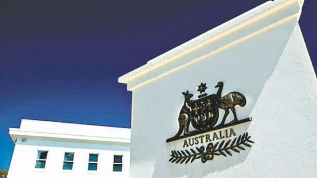 Australia has one of the smallest diplomatic networks of any developed country.