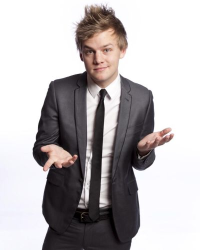 """""""I'll dot point what I want to talk about and cross my fingers that it'll work"""" ... Joel Creasey."""