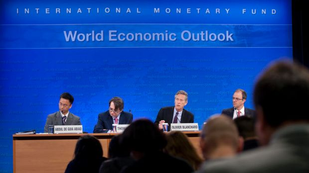 Cash bonus ... International Monetary Fund officials in Washington announced today that Australia will have the ...