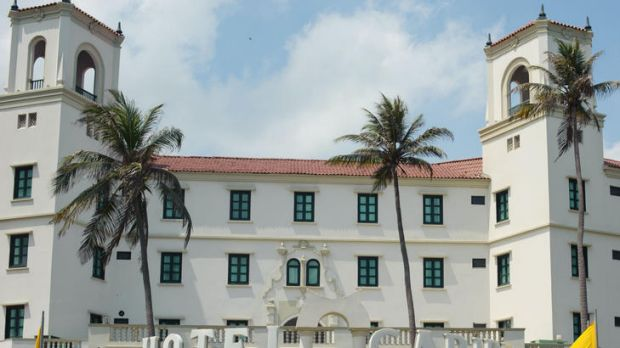 The Hotel Caribe in Cartagena, Colombia.  Secret Service agents are alleged to have invited prostitutes to their rooms ...