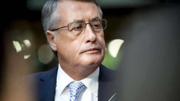 """""""Conspiracy theories"""" ... Wayne Swan on claims of the tax compromise."""