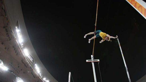 Big leap forward ... Foxtel and Nine promise saturation coverage from the London Games.