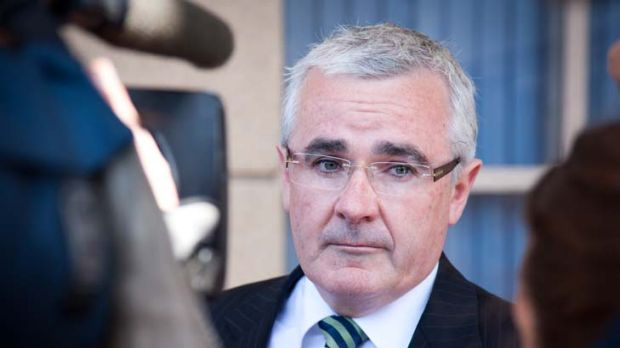 Time bomb… independent MP Andrew Wilkie.
