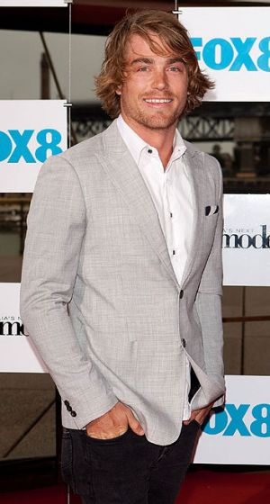 Hayden Quinn has been named Bachelor of the Year.