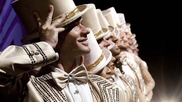 Note-worthy ... one of the few original musicals, <em>A Chorus Line</em>.