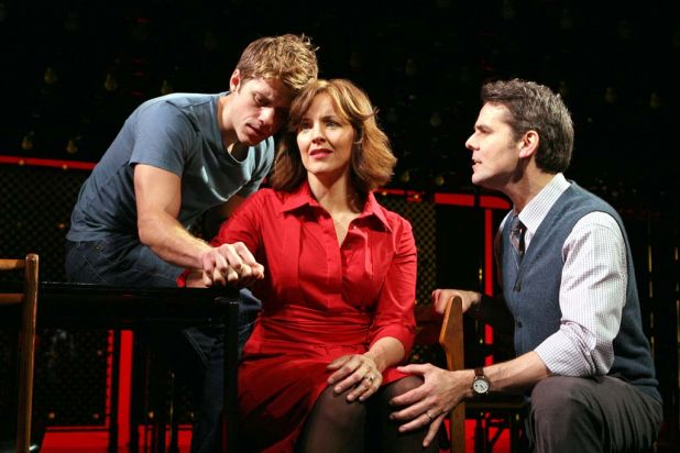 A US production of 'Next to Normal', which plays at the Capitol Theatre in Sydney from September 13.