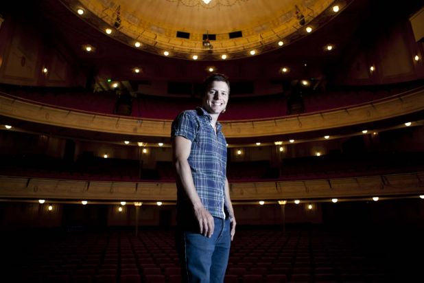 Gareth Keegan will star in 'Moonshadow' at the Princess Theatre in Melbourne from May 31.