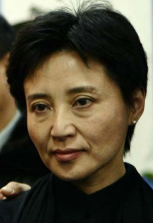 """A force to be reckoned with"" ... Gu Kailai, wife of China's former Chongqing Municipality Communist Party Secretary Bo ..."